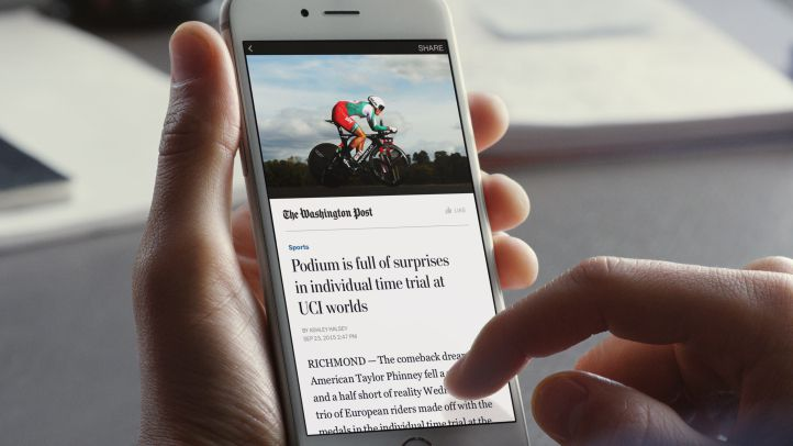 Facebook、「Instant Articles」をすべてのパブリッシャーに公開することを発表